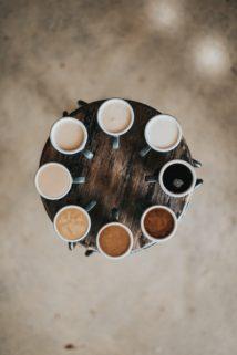 イタリアンコーヒーの種類