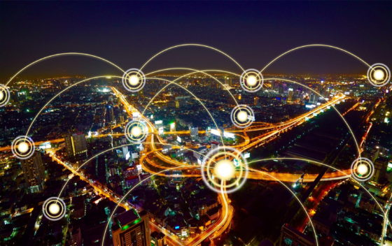 インターネットの接続