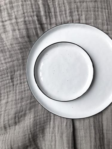 イタリア料理お皿